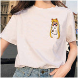 Sailor Moon Aesthetic T Shirts