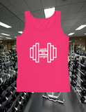 "Imperialtop ""Worth the Weight"" Ladies' Tank"