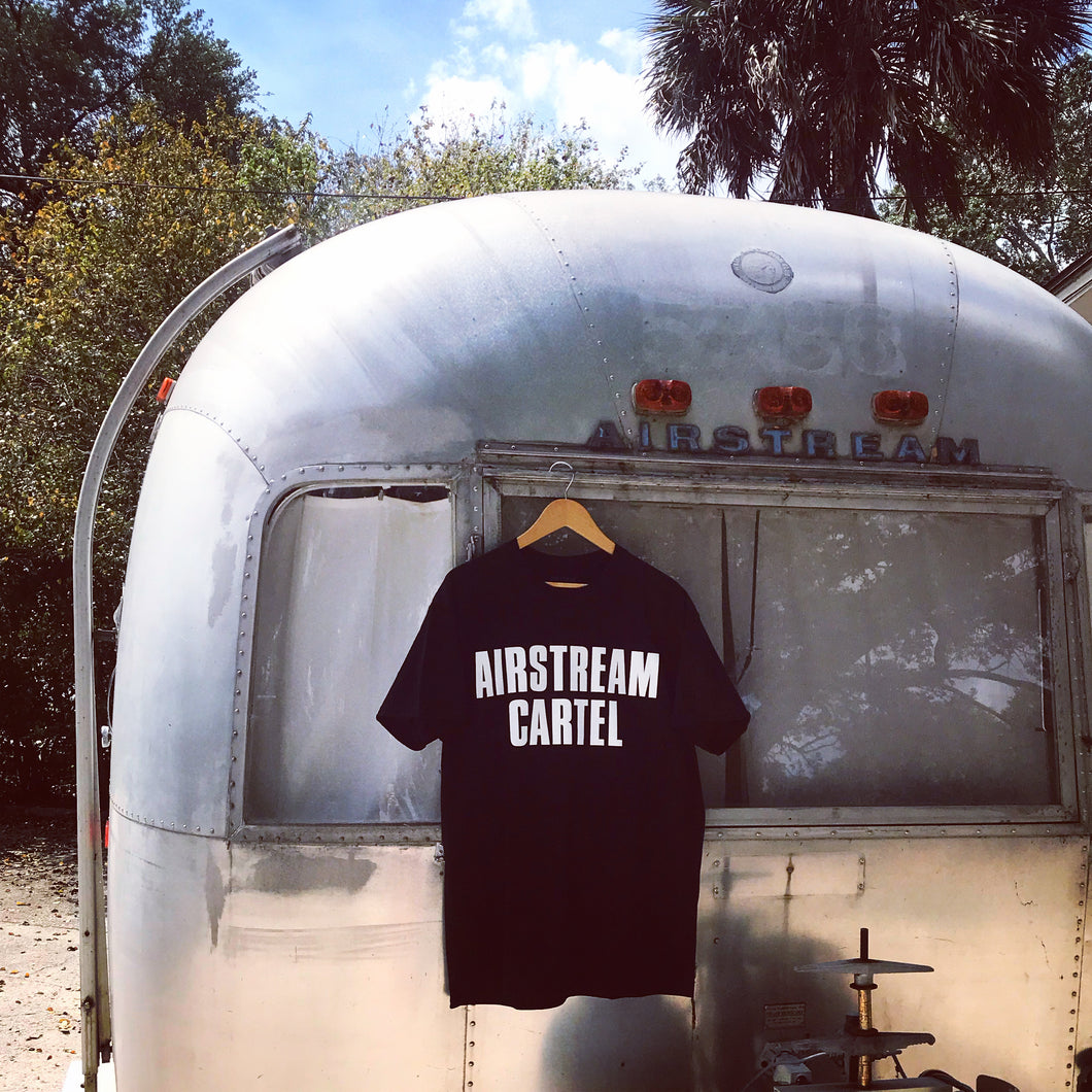 AIRSTREAM CARTEL SHORT SLEEVE T-SHIRT