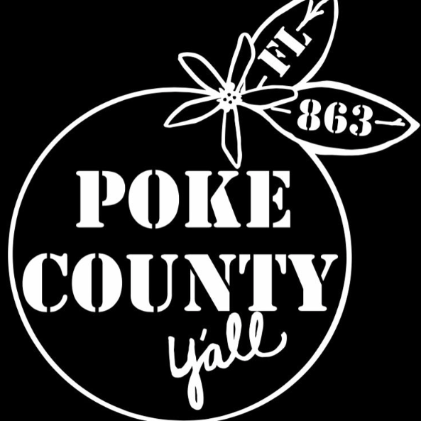 POKE COUNTY DECAL