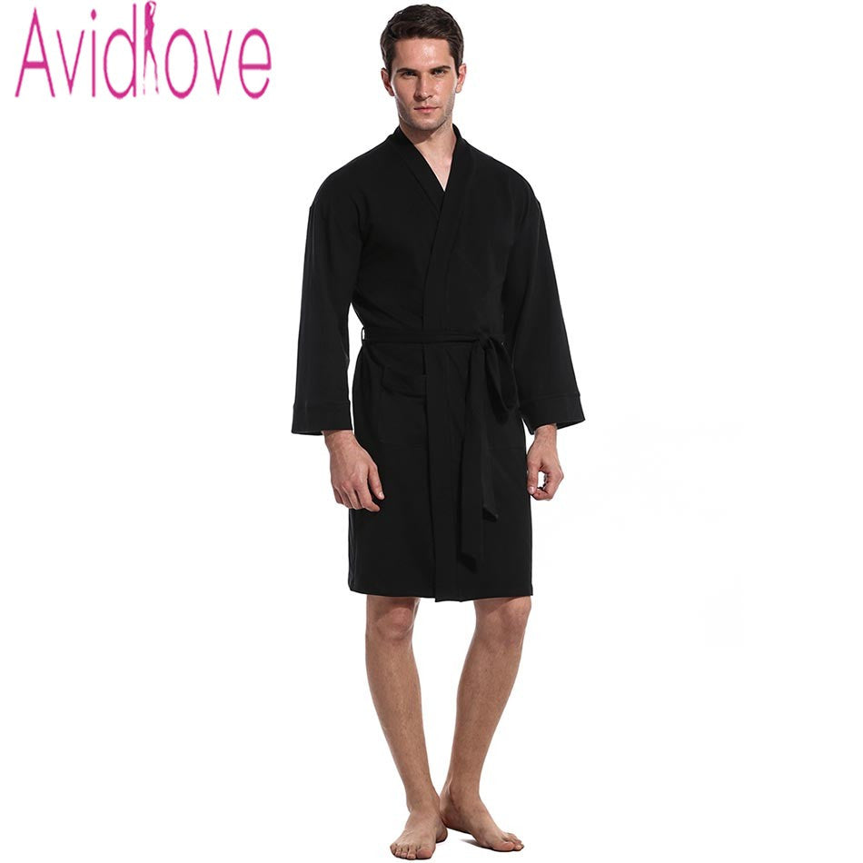 8f059c71b0 Avidlove brand bath robe men autumn long sleeve nightgown robe jpg 950x950  Long bath robes mens