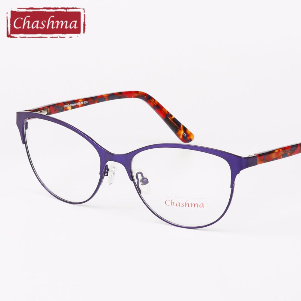 Chashma 2017 New Cat Eyes Style Glasses Women Top Quality Female ...