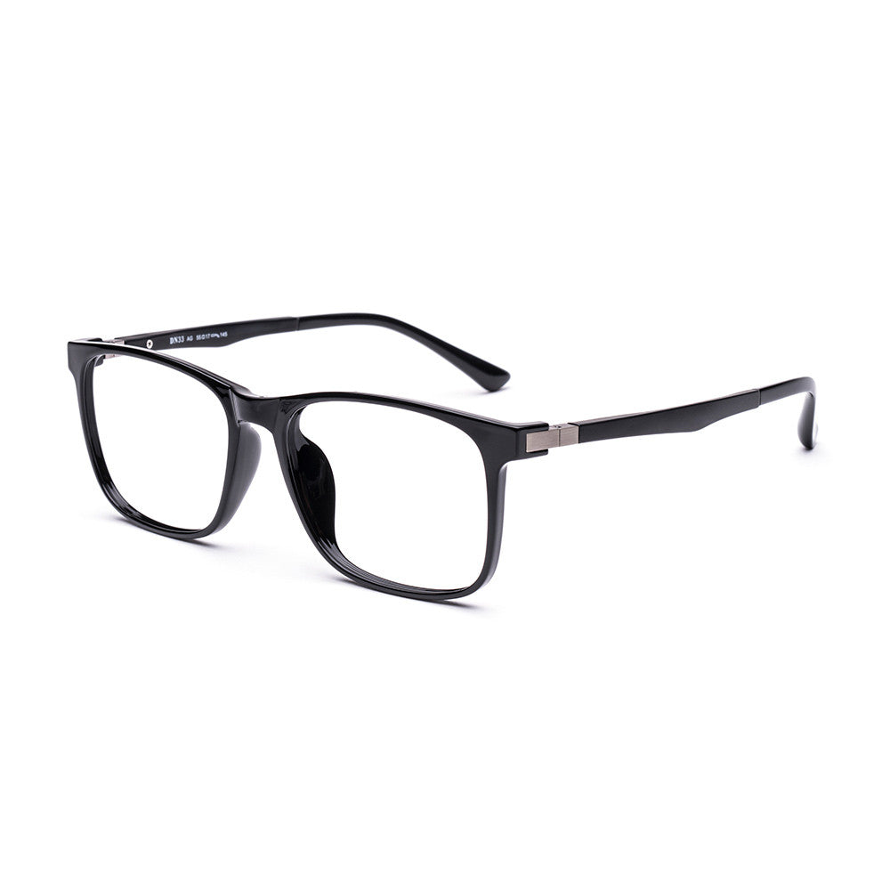 Donna TR90 Men Glasses Frame Vintage Optical Brand Myopia Designer ...