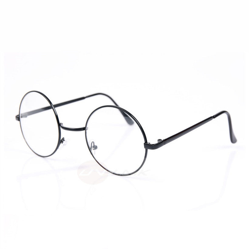Round Spectacle Frames Women Men Optical Frame Transparent Glasses ...