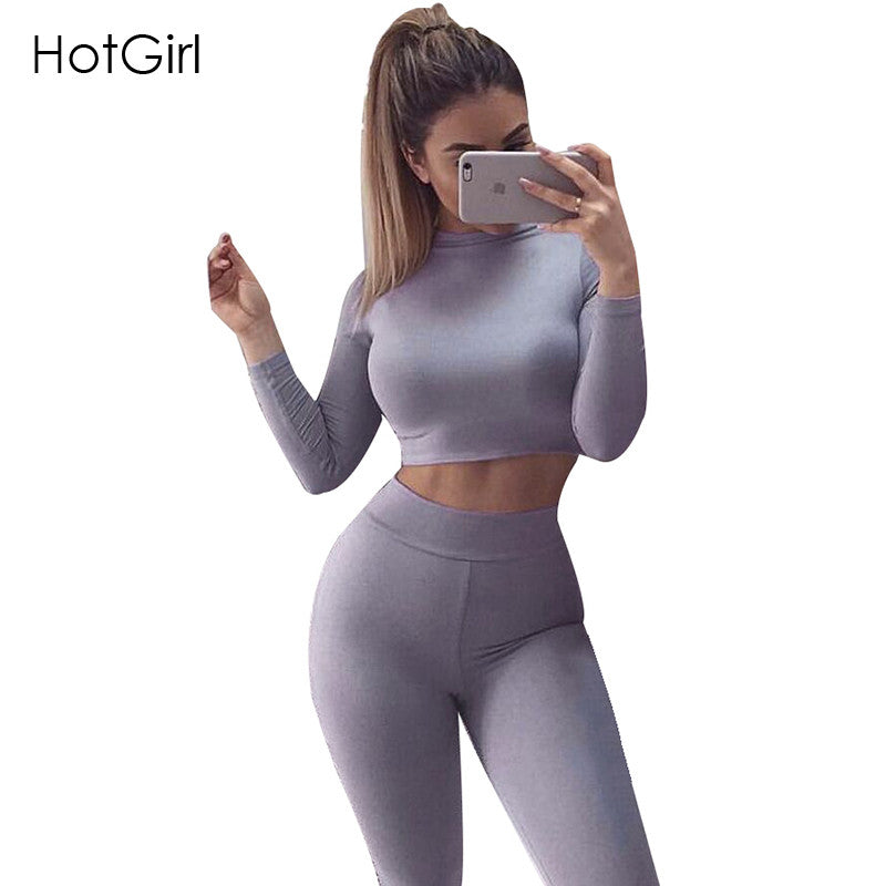 Sexy Jumpsuit Women Overalls Autumn Long Sleeve Turtleneck Rompers