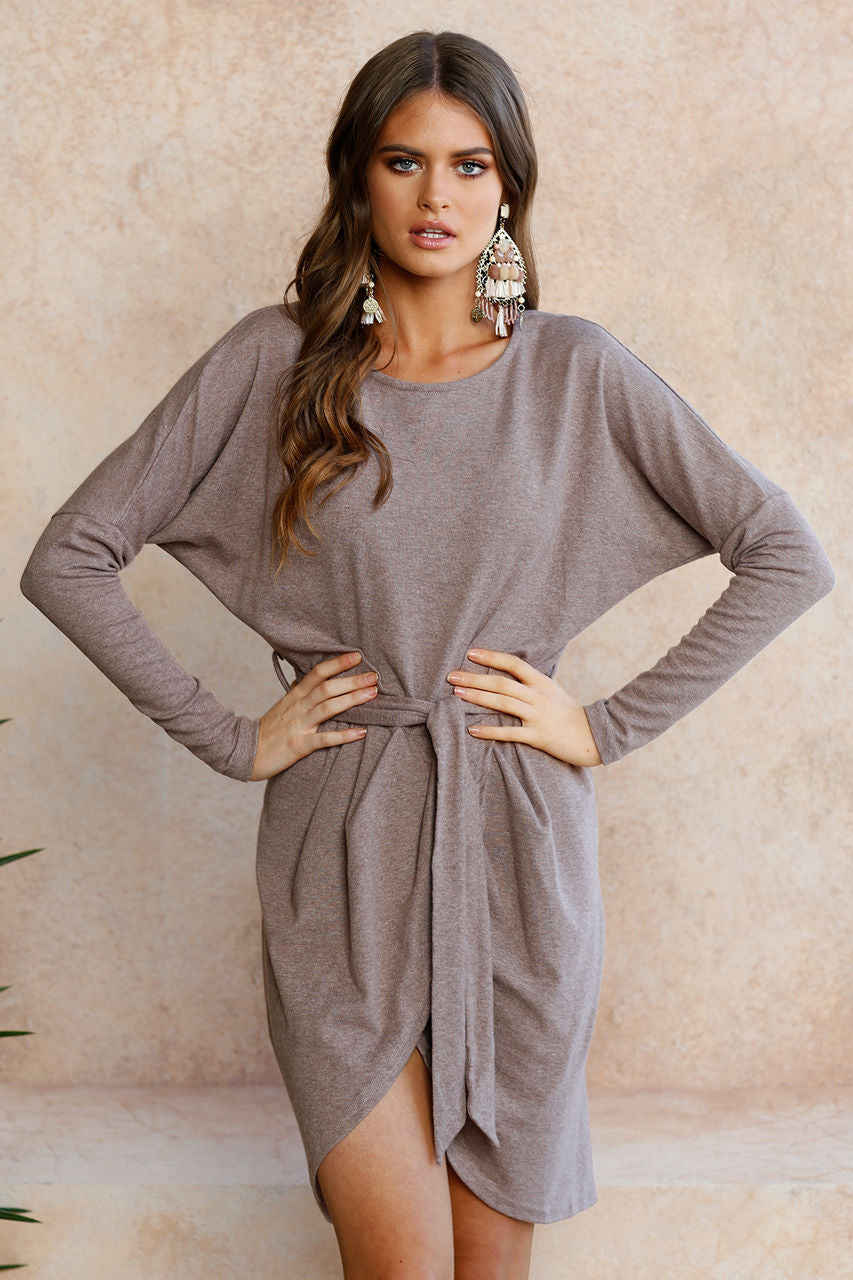 Casual Winter Dresses with Sleeves