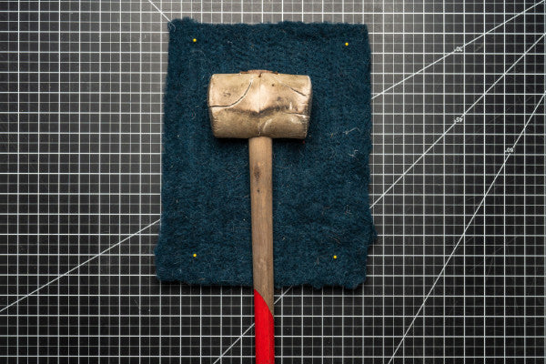 Mallet for making Kyrgies