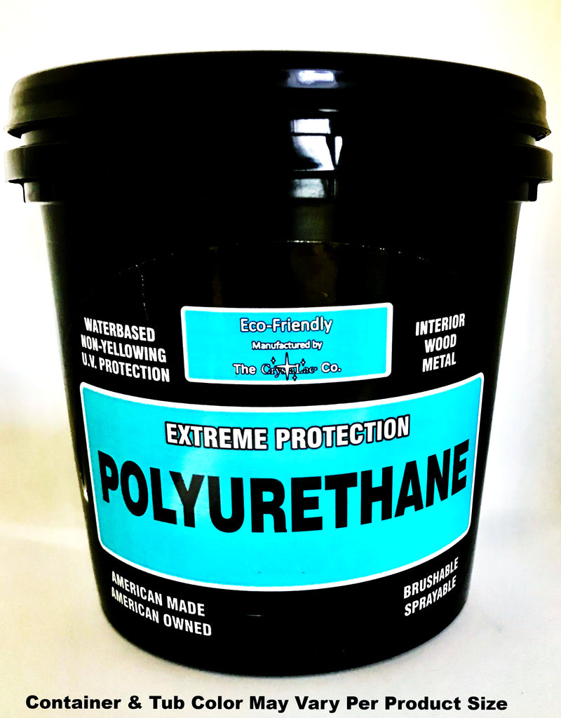 CrystaLac Extreme Protection POLYURETHANE (Non-Yellowing) (Water Based)