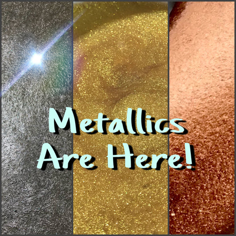 CraftNique Liquid Mica Concentrated Metallics