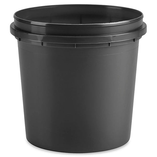 Mixing and Storage Containers with Lids