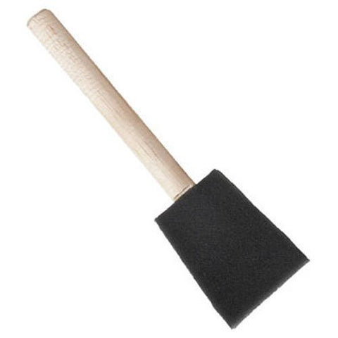 2 Inch Quality Foam Brushes
