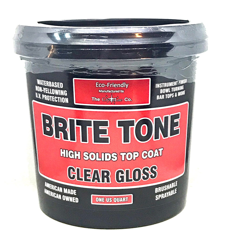 Brite Tone Instrument Finish / High Solids Polyurethane