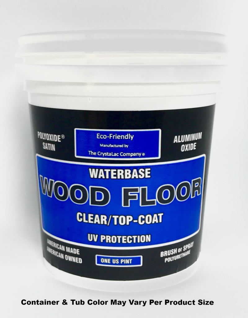 PolyOxide (Polyurethane) Wood Floor Finish