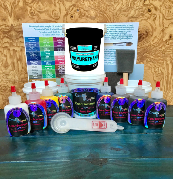 Gel Stain Kit