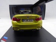 BMW M4 F83 1:18 Convertible