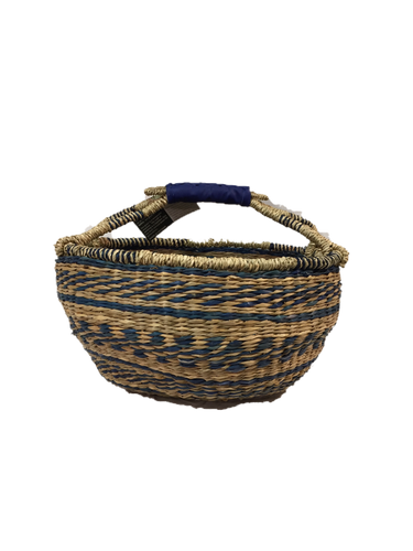Seagrass Round Bag - VAS11652 (15x8