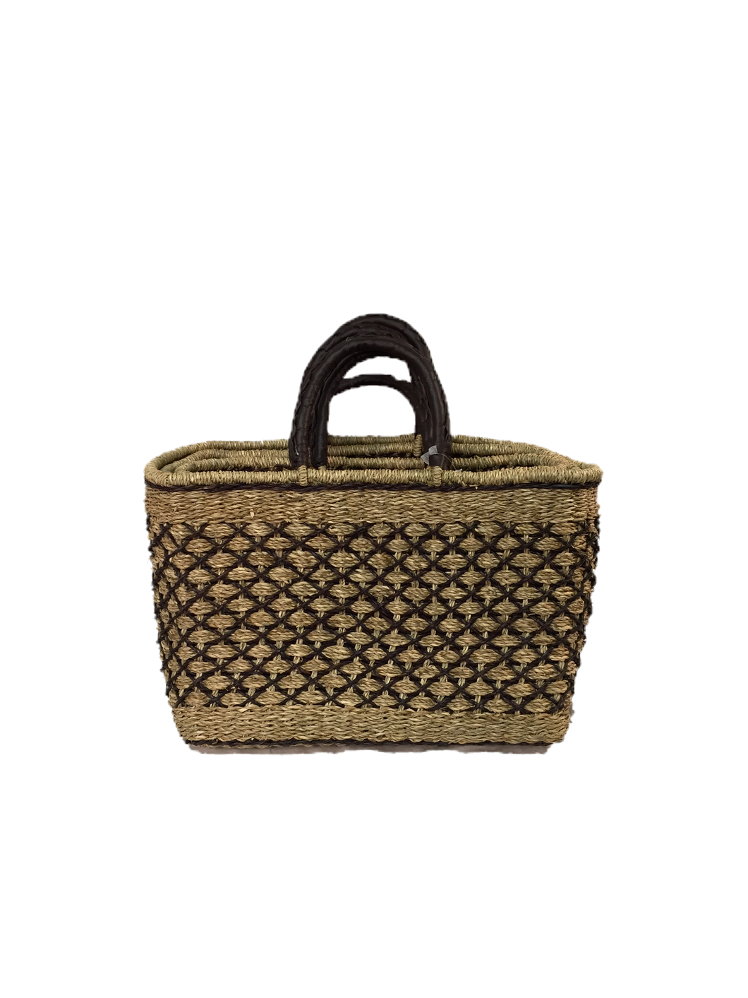 Seagrass Rectangular Bag - VAS11660A