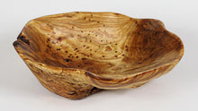 "Hand-Crafted Root Wood Live Edge Bowl - Medium (12-13"" x 3-4"")"
