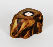 Wooden Candle Holder (One Candle)
