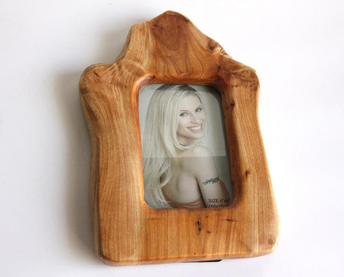 Root Wood Picture Frame - 6