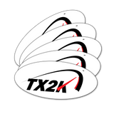 TX2K Decal