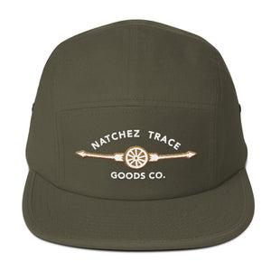 Natchez Camper Five Panel Cap