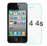 0.3mm 2.5D Ultra Thin HD Tempered Glass Screen Protector Case For iPhone 5 5S 5C SE Toughened Protective Film Cover Phone Cases
