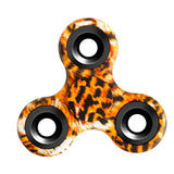 1000pcs EDC Camo Camouflage Fidget Spinner Plating Hand Spinner Finger Tip Rotation HandSpinner Anti Stress decompression anxiety toys