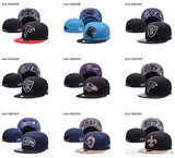 10pcs/lots New Snapback Caps Adjustable Baseball Football All Teams Snap Back Hats Snapbacks High Quality Players Sports