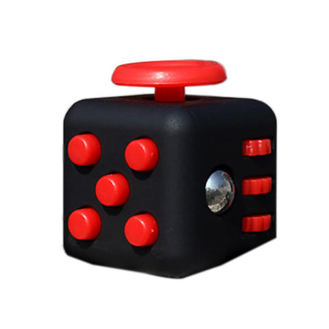 11 Colors Fidget Cube Desk Toy Fidget Stress Cube Anti Irritability Toy Magic Cobe Funny Christmas Gift Toy