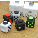 11 color 2017 New Fidget cube the world's first American decompression anxiety Toys