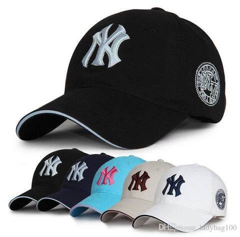 11 Colors Yankees Hip Hop  Snapback Baseball Caps NY Hats  Unisex Sports New York Adjustable Bone Women casquette Men Casual headware