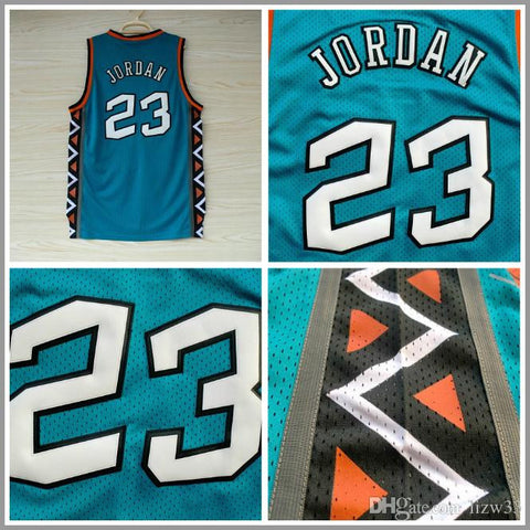 Free Shipping 23 MJordan Jersey 1996 ALL STAR Green Basketball Jersey, Cheap 1996 ALL STAR Jersey S-XXL