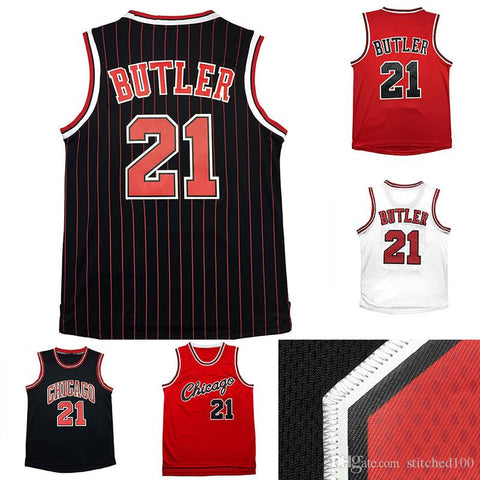 jimmy butler 21# cheap jimmy butler jersey High quality 100% Stitched Basketball Jerseys jimmy butler Embroidery Logos Hot sale