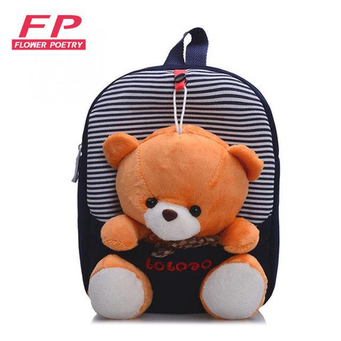 cartoon kid school backpack for child school bag for kindergarten girl baby student boy character cute