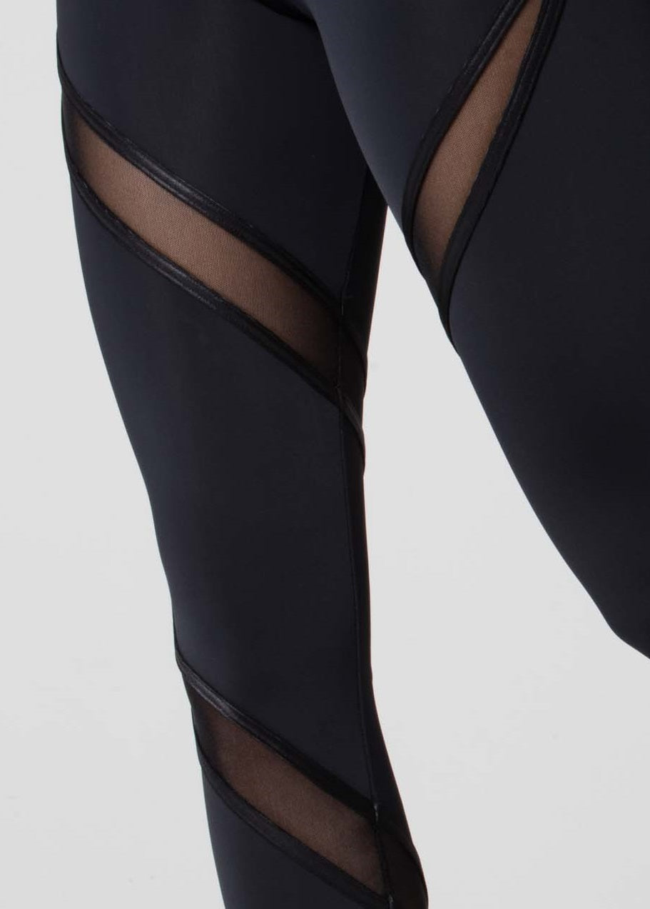 Stacy Twist leggings