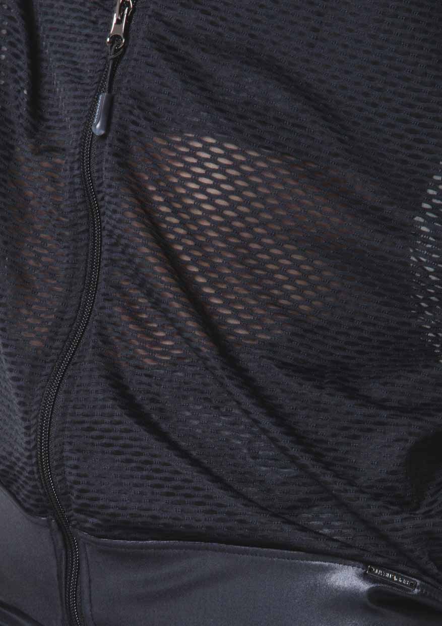 Alexa Light Mesh Jacket