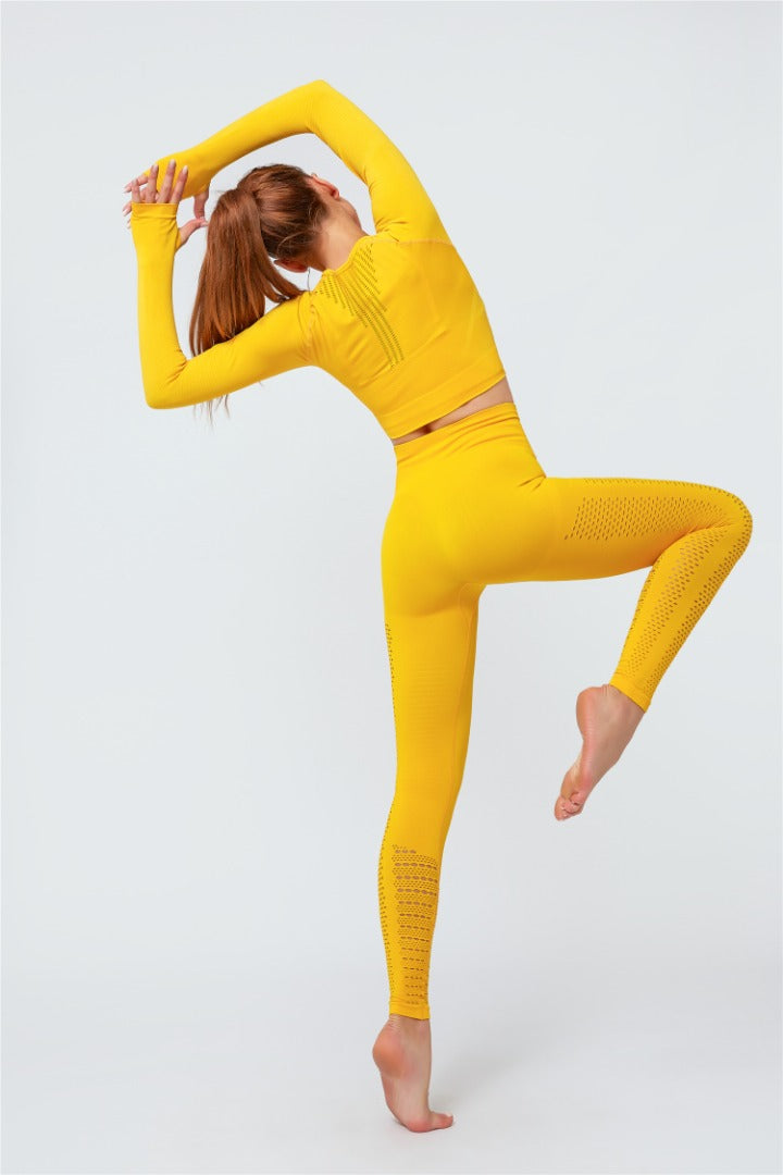 Nakata Yellow Seamless Set