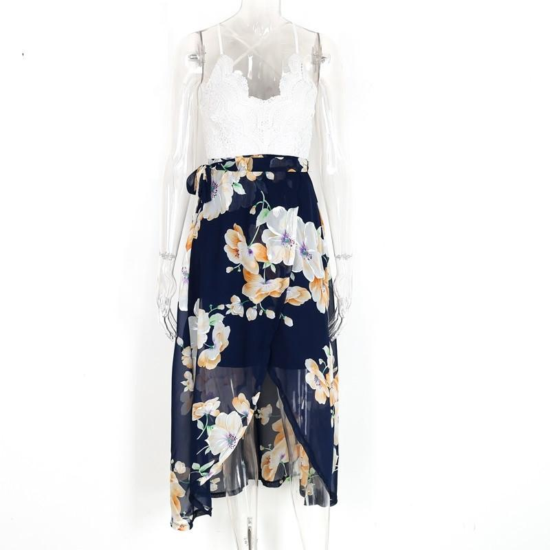Floral summer dress - dress - MySwaggs