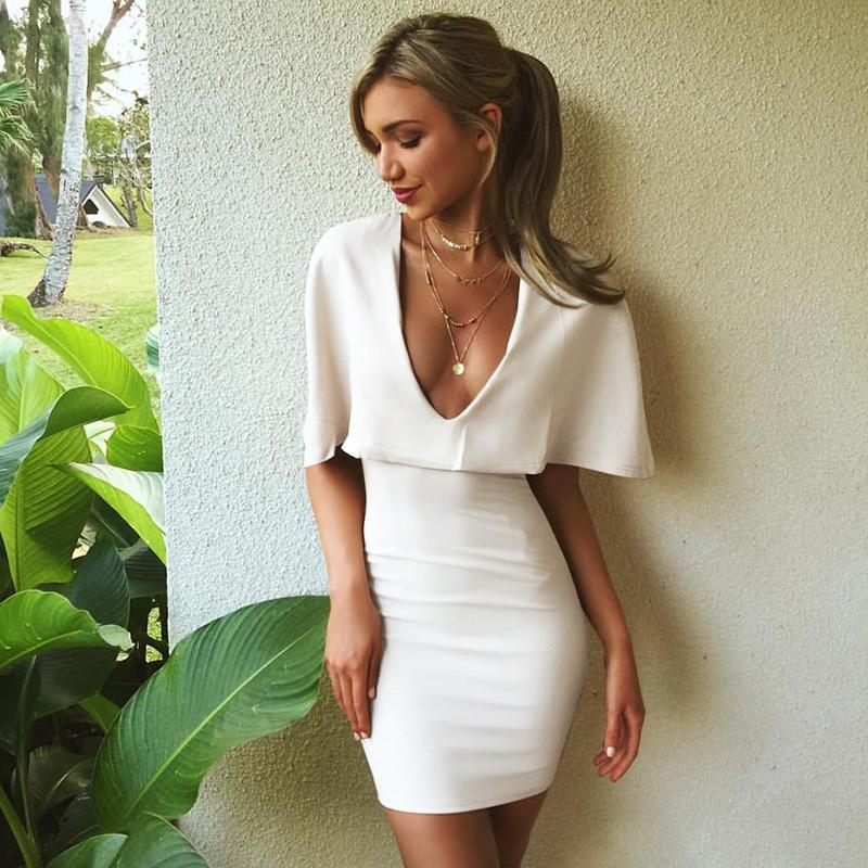 Madison Cape White dress - dress - MySwaggs