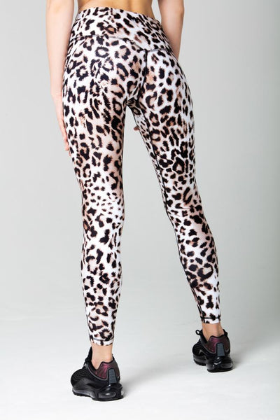 Leopard High Waist Legging