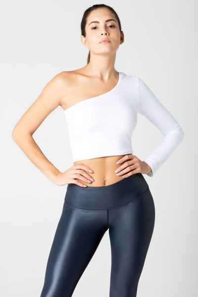 Katia one shoulder crop top