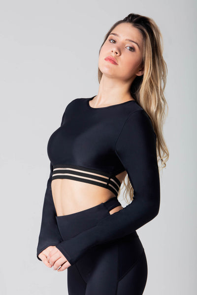 Lopez Crop Top