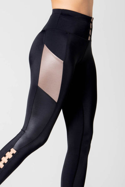 Soho gold rings Legging