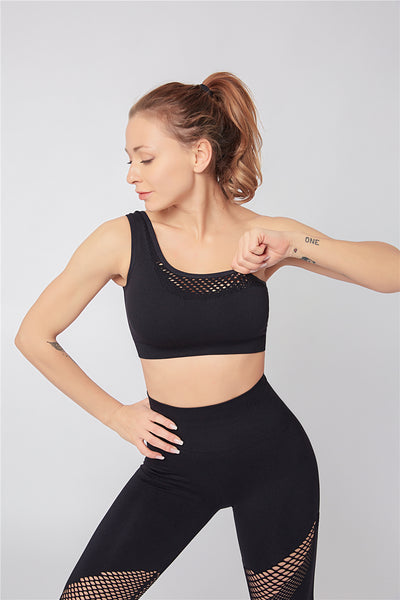 Indiana Black Seamless Set