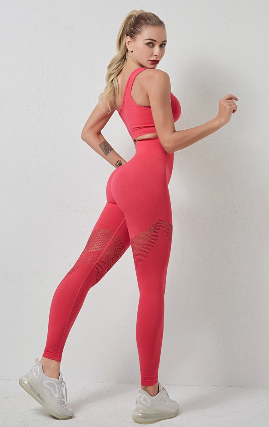 Indiana Coral Seamless Set