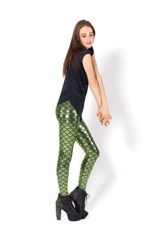 Joyful Taj Mahal Leggings