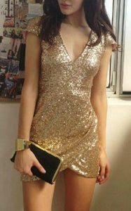 Shine in the Night Sequin dress -  - MySwaggs