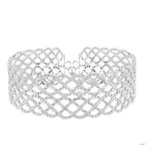Lora The Beauty choker -  - MySwaggs