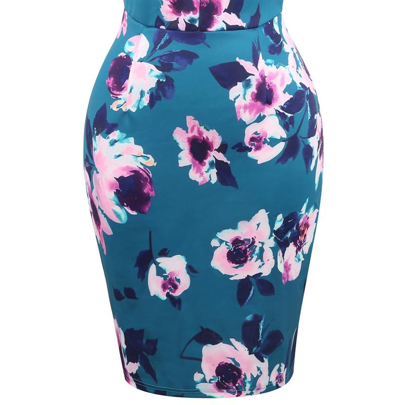 Flora Cocktail dress -  - MySwaggs